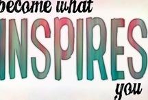 Inspiration / by Dana Bee