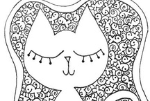 Cats all over / by Pato Morado