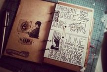 Art Journal / by Kori Smith