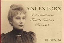 Genealogy/My Family  / by Dorothy Williams
