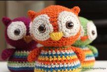 crochet patterns / by Suzanne Wikstrom