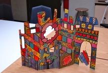 Art Education - Lesson Plan Portfolio (elementary) / Teaching art in the land of enchantment / by Stephen Ackerman