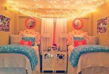Dorm rooms / by Lara White