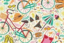 colors and patterns / by Kori Smith