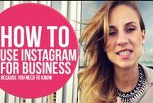 Instagram / by Christina Linnell {Linnell Media}