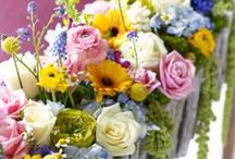 Spring Weddings / Beautiful ideas for your spring wedding flowers
