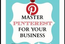 Pinterest / If you are looking at this board you probably already know how awesome Pinterest is. And not only for personal use. It is growing leaps and bounds for small business owners. / by Christina Linnell {Linnell Media}