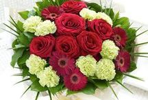 Congratulations Flowers / Send your congratulations with a selection of fabulous flowers.