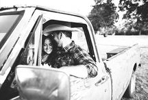 Engagement Photo Ideas / by Daley Davis