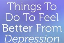 How to help Hubby's Depression / by Dorothy Williams
