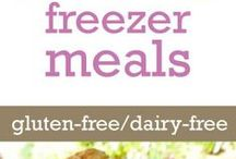 Freezer Meals and Crock Pot Cooking / by Dorothy Williams