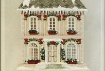 Doll Houses / by Dorothy Williams