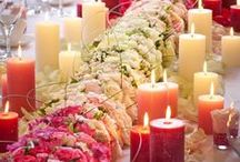 Ombré Wedding Flowers