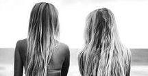 vintage surf & style / vintage surf photography, waves, sun, sand and messy hair