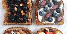 [Breakfast & Brunch] / Healthy breakfast options