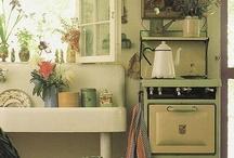 Kitchen / by Kimberly