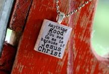 Jesus, my savior / by Kimberly