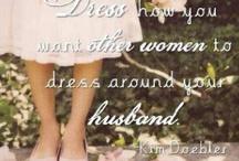 Biblical Womanhood / by Kimberly