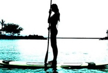 SUP, surfing & being on the water
