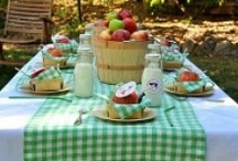 Picnics and Parties / by Kimberly