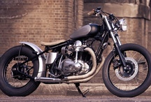 Bike & Motos & Bitchen Rides...