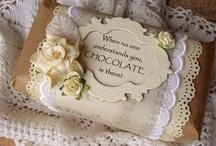Chocolate <3 / by Kimberly