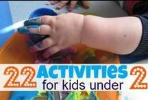 for the kids : activities, education, etc. / by Emily Anne Carrillo