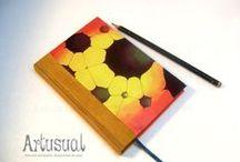 Cuadernos artesanales Artusual