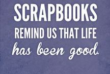 Scrapbook Ideas / by Linda Martin
