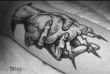 tattoos / by Jessi Hildebrandt