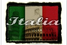 Italy ~ Italian Fabulous / by Gina Copestick