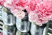 Mason Jar Mania / I love mason jars - it's just that simple! If you do too, then follow this board and let's love 'em together! / by Lisa Louise Cooke
