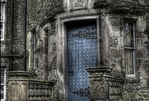 Doors ~ Old ~ Favorites / by Gina Copestick