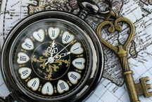 Clocks & Time / by Gina Copestick