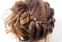Hairstyles to Try / by Nicole Seiler