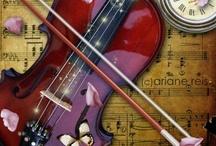 Violins / by Gina Copestick