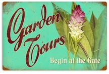 Home and Garden Signs