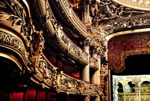 Opera Houses & Theaters / by Gina Copestick
