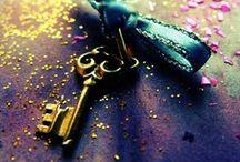 Keys  / by Gina Copestick