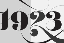 Fonts & Typeset