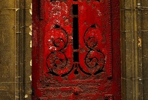 Doors, Old ~ Iron Type / by Gina Copestick
