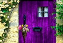 Doors ~ Newer Type / by Gina Copestick