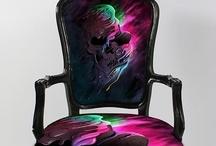 Gothic Furniture / by Gina Copestick