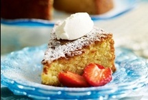 Healthier Baking Recipes / Gluten free cake, healthy cake recipes, sugar free desserts - you can enjoy tasty treats guilt-free with our delicious recipes.