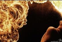 Fire Art / by Gina Copestick