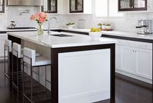 Design Kitchens / Ideas for kitchen (research) / by ❀Yira❀