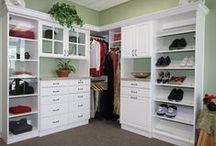 Coordinated Closet