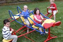 Çocuk Oyun Alanları