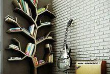 Kitap & Kitaplık & Kitap Köşesi