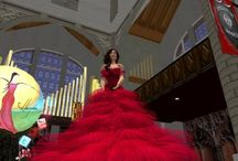 LIVE Performances in Second Life